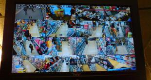 Überwachungskamera Set mit Aufzeichnung