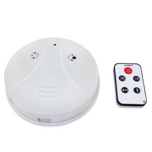 Wiseup® 8GB 1280x720P HD, eine versteckte Überwachungskamera im Rauchmelder