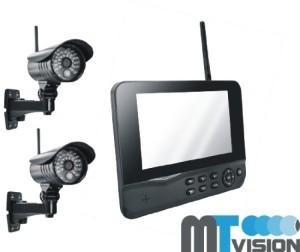 MT Vision Überwachungskamera Funk