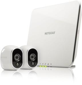 Überwachungskamera mit Bewegungsmelder Netgear Arlo Smart Home 2 HD