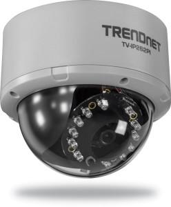 Überwachungskamera mit Aufzeichnung Trendnet TV-IP262PI Megapixel HD PoE-Dome-Internetkamera für Tag- und Nachtaufnahmen